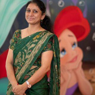 Mrs. Bakula Parmar