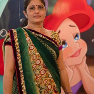 Shantaben D Patel